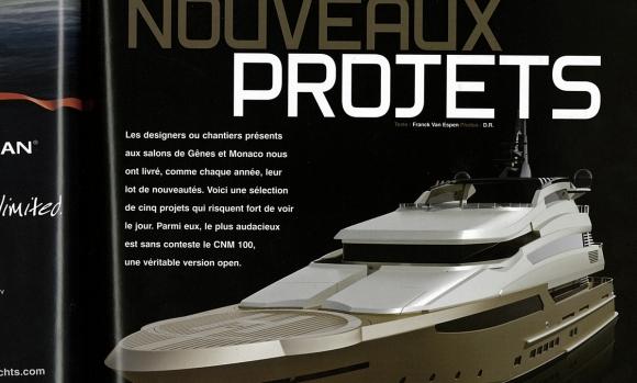 <span>YACHTS INTERNATIONAL France</span> Januar 2009